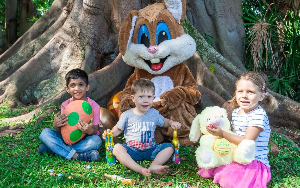 Easter Egg Hunt at Durban Botanical Gardens!