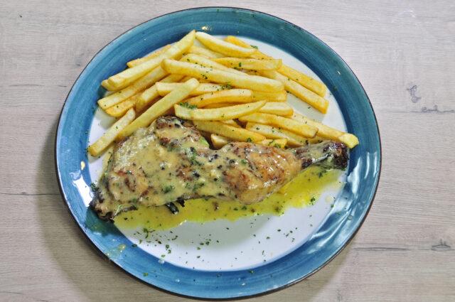 Mozambik Chicken