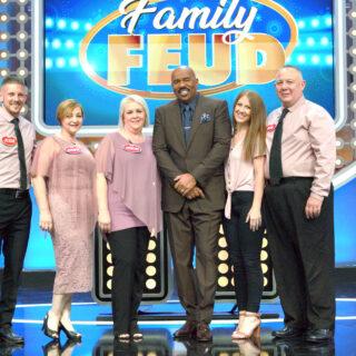 It's a Family Feud!