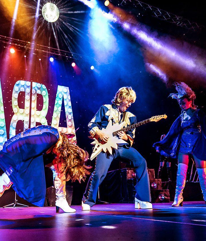 Let's ABBA Christmas Party at Sibaya!
